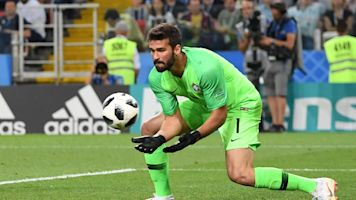 Liverpool make world-record £62m bid for Alisson