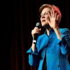 Democratic presidential candidate Warren gets super PAC help despite past opposition