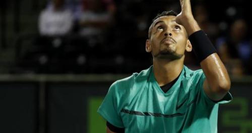 Tennis - ATP - Miami - Miami : Nick Kyrgios retrouvera Rogerer Federer en demi-finale
