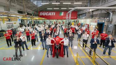 台灣只能羨慕了!Ducati Multistrada V4將率先將車距跟車系統用在重機上