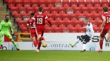 Rangers get off to winning start at Aberdeen
