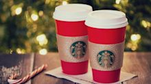This Festive Hot Drink Contains 23 Teaspoons Of Sugar
