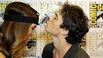 'Vampire Diaries' Stars Take a Bite Out of Comic Con
