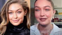 Gigi Hadid's $574 skincare and makeup routine includes the 'holy grail' of products for dry skin