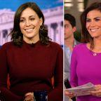 Meet the Women Moderators of Tonight's Debate, Hallie Jackson and Vanessa Hauc