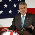 GOP Rep. Peter King retiring, giving Dems new 2020 target
