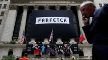Farfetch's first year as a public company has not gone well