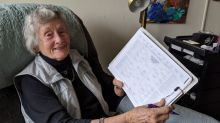 Meet the 97-year-old woman who's been filling out March Madness brackets for almost two decades