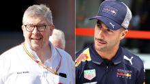 Ricciardo's new team among those branded 'unacceptable'