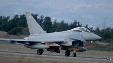 Saudi Arabia signs preliminary deal to buy 48 Typhoon jets from the UK