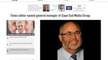 Editor of Cape Cod Times to step down after 19 years