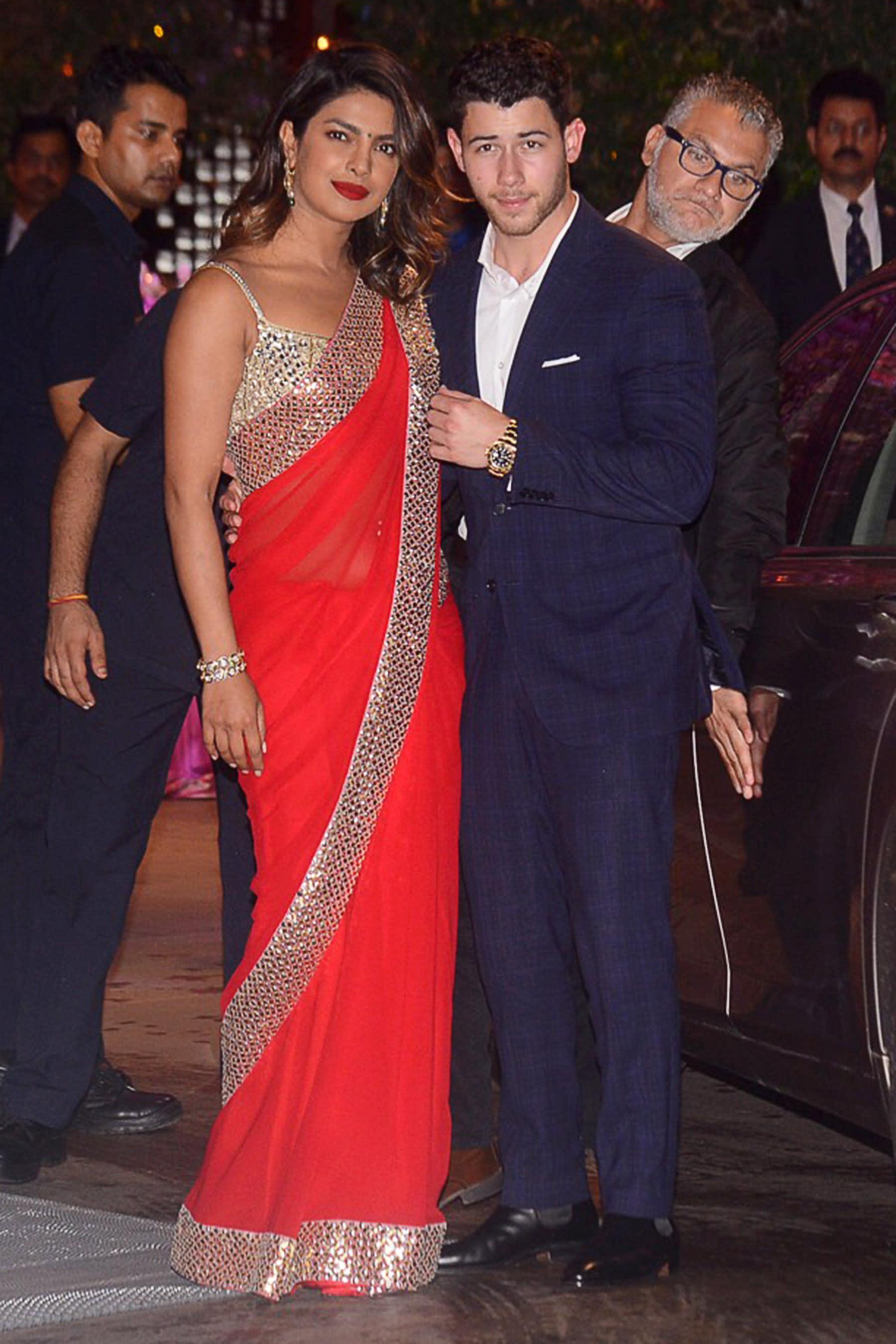 Very Mature Nick Jonas Loves That Fiancee Priyanka Chopra Is