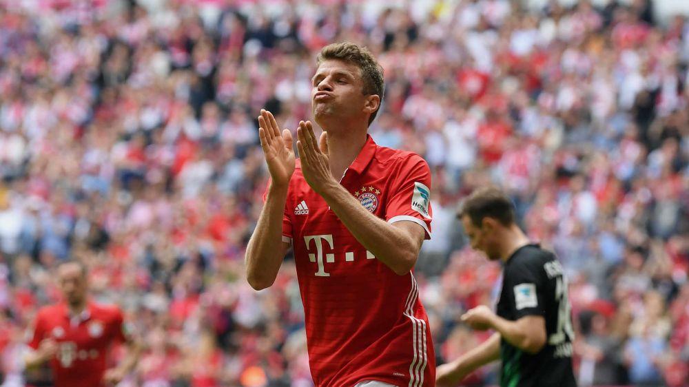 """Bayern Monaco eliminato, la rabbia di Muller: """"Giocavamo in 10 contro 14"""""""