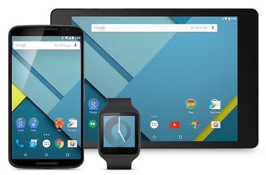 Google gives you the tools to build apps for Android 5.0 Lollipop
