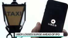 Uber Losses Continue With 2019 IPO Looming