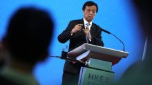 HKEX's third-quarter profit beats estimates even as turnover, fundraising were hit by protests