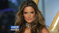 Victoria's Secret Angels Alessandra Ambrosio and Candice Swanepoel Gear Up for Runway Show