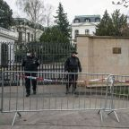 Russia expels Czech diplomats in row over international espionage and depot explosion