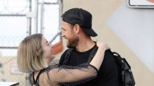 Julianne Hough Picks Up Husband Brooks Laich from Airport Amid Rumors of Marriage Troubles
