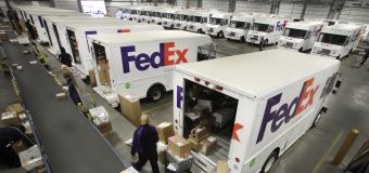 Up to 7M packages a day may be delayed during holidays