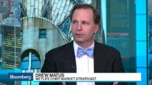 MetLife's Matus Says the U.S. Has Been Creating Excess Jobs
