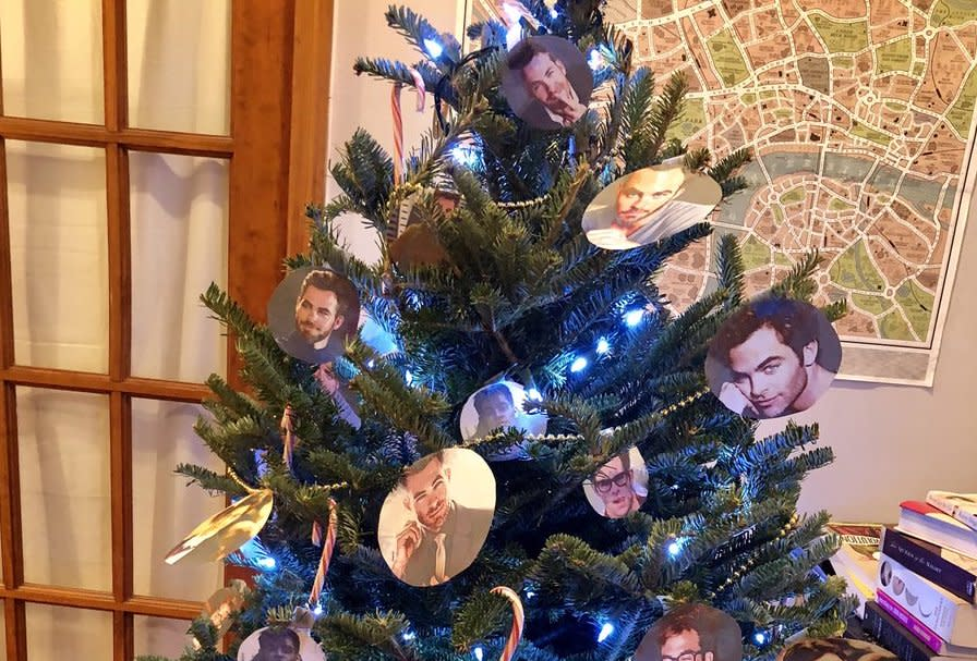 It\'s not Christmas until you have a Chris-mas tree decorated with ...