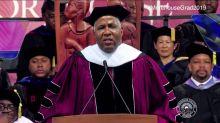 US billionaire's gift to graduates fuels student debt debate