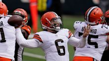 Baker Mayfield catches fire after shaky start, ignites Browns to comeback win over Bengals