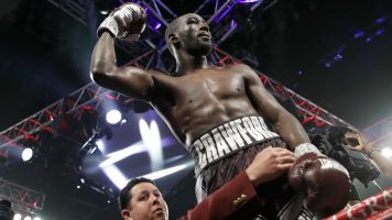 Crawford shows he's a cut above in easy win