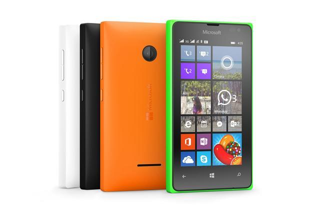 Microsoft's latest Lumia phone puts Office in your pocket for $80