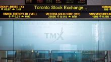 Toronto stock market ticks lower, while U.S. markets mixed; Loonie moves down