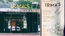 'No words': Customer's $16k gesture to restaurant in lockdown
