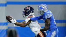 Lions put cornerback Justin Coleman on injured reserve