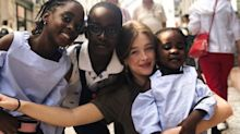 Duda Reis, namorada do Nego do Borel, é criticada por foto com crianças negras e rebate