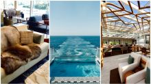 The sleek Scandi-styled cruise that is an adults only haven