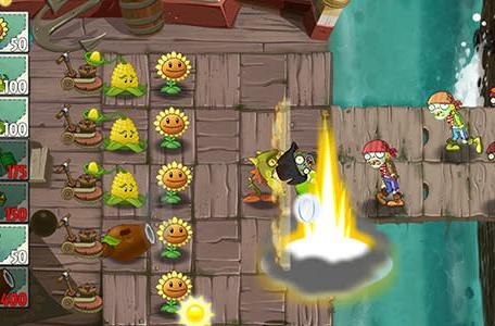 Piñatas, UI tweaks among changes in new Plants Vs Zombies 2 update