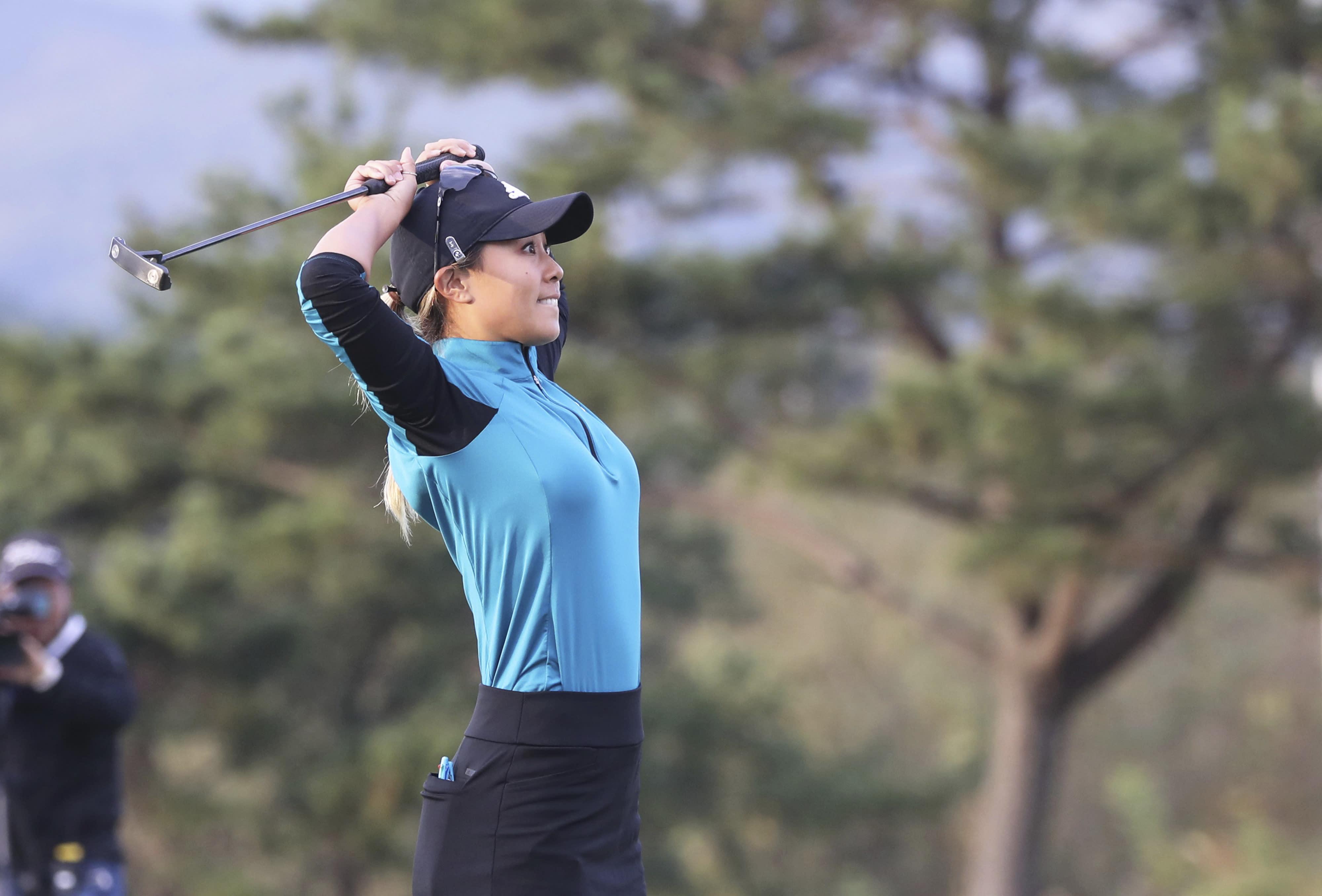 Jang beats Kang in LPGA playoff in South Korea