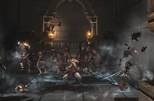 Interview: Adam Puhl, God of War III's combat designer