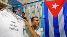 Cuba solicita condena de 9 años de cárcel para líder opositor detenido