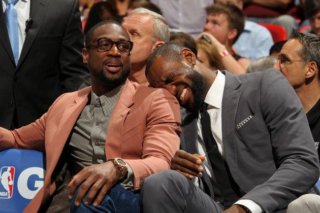 d82a358119a Miami Heat star Dwyane Wade is well known for his garish sense of style