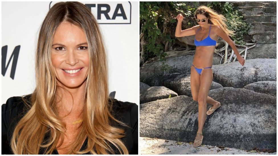 Elle MacPherson, 55, reveals secrets behind supermodel body