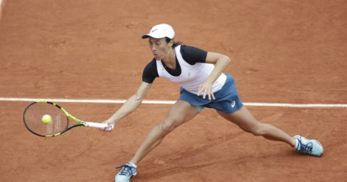 Tennis - WTA - Bogota - Bogota : Francesca Schiavone, le retour