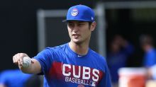 Yu Darvish's main goal with Cubs: 'To beat the Dodgers'