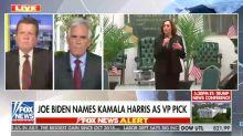 Neil Cavuto Fact-Checks Trump Campaign: Kamala Harris Never Called Biden Racist
