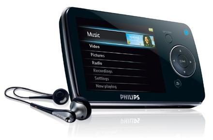 Philips launches new GoGear units, some Rhapsody enabled