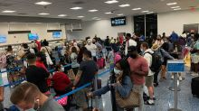Mass flight cancellations at MIA leave passengers stranded with no hotel or rental car access