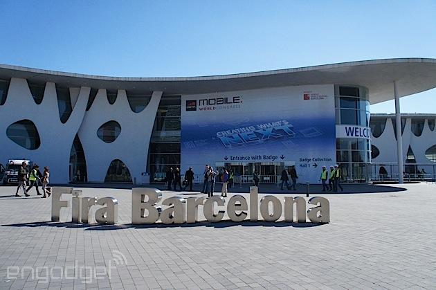 We're live from Mobile World Congress 2014 in Barcelona!