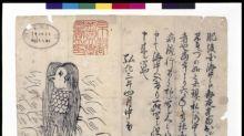 El virus vuelve a poner de moda una figura del folclore en Japón