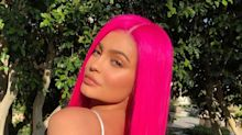 "Kylie Jenner Makes an Appearance at Coachella, Declaring: ""I'm Not a Regular Mom, I'm a Cool Mom"""