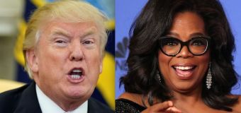 Trump takes aim at Oprah on Twitter